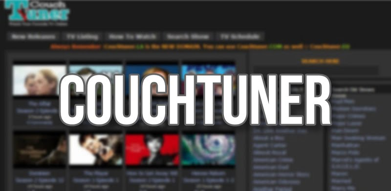 Top 5 Couchtuner alternatives to watch TV series and films in 2021