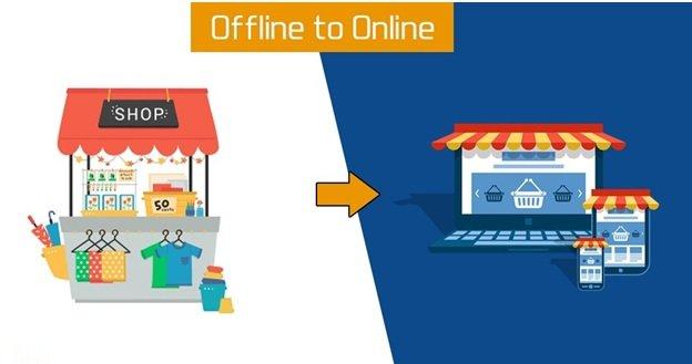 Business Offline to Online