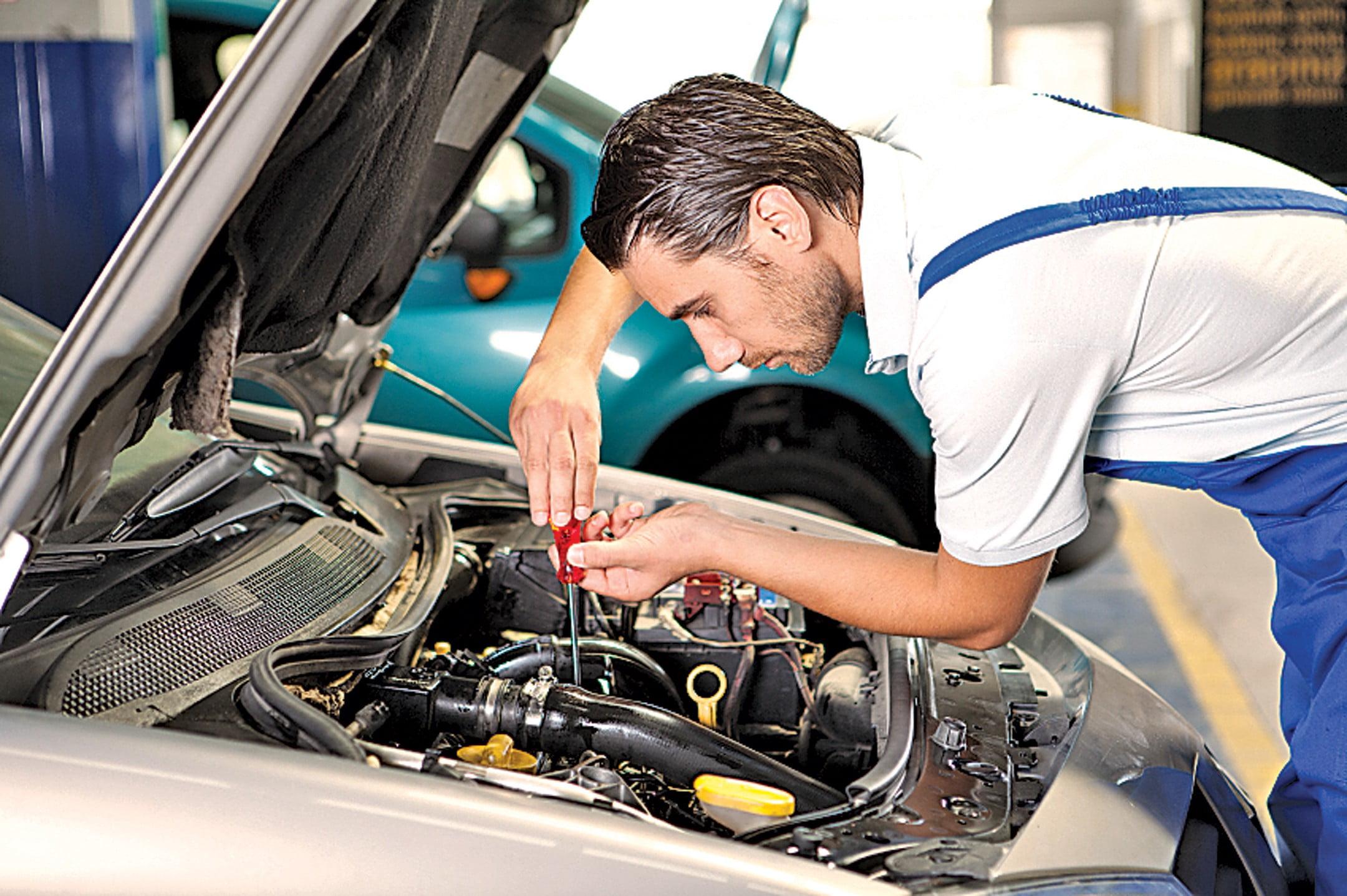 doorstep car repair app