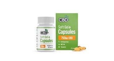 CBD hemp capsules for acne treatment: know its efficacy